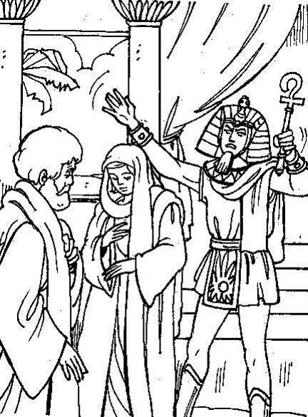 Раскраски бытие авраам фотография 4